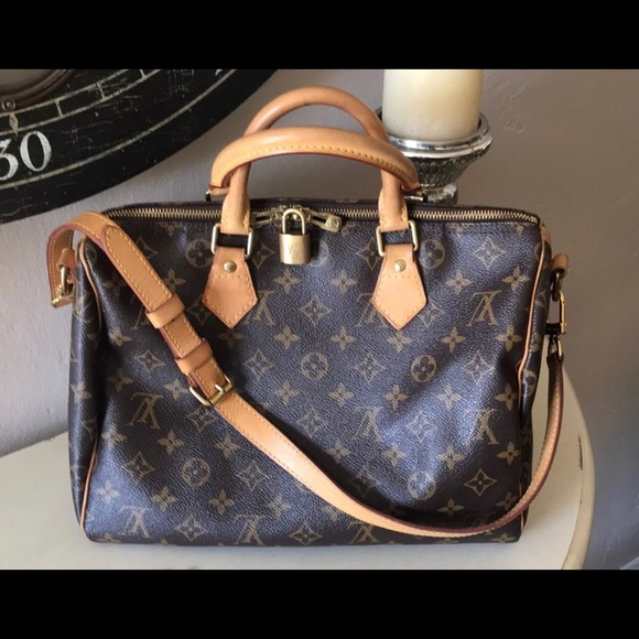 73676469ca6 Louis Vuitton Bags   Sold Lv Bandouliere 30 In Monogram Trade Only ...